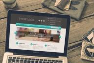 Strona WWW dla firmy projekt graficzny unikalny