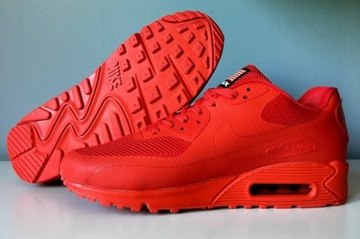 Buty Nike Air Max 90 Hyperfuse USA RED, roz. 38
