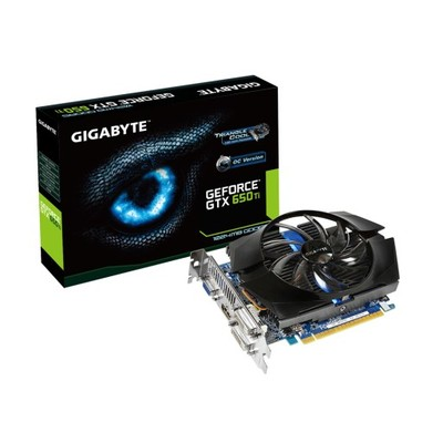 Gigabyte Geforce Gtx 650 Ti Oc Version 1gb 6pin 6716862645 Oficjalne Archiwum Allegro