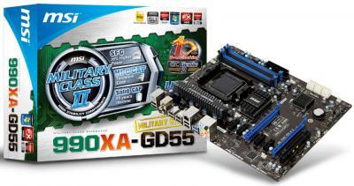 PŁYTA GŁÓWNA MSI 990XA-GD55 USB3 0 SATA 32GB RAMU