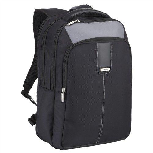 """Targus Transit Backpack Plecak 15-16"""" Black/G"""