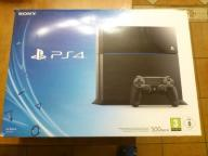 KONSOLA  SONY PS4 PLAYSTATION 4 500GB PAD