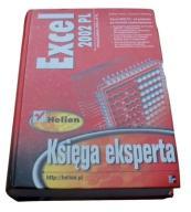 Excel 2002 PL Księga eksperta