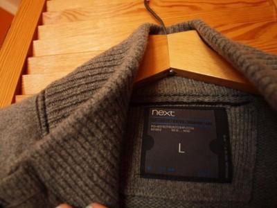 Ciepły wełniany sweter! Must have!!