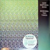 DAVE MATTHEWS BAND - Remember Two Things 2LP 180g