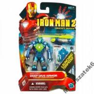 IRON MAN 2  DEEP DIVE ARMOR  FIGURKA