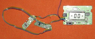 Shooting Chrony M1 zestaw naprawczy elektronika