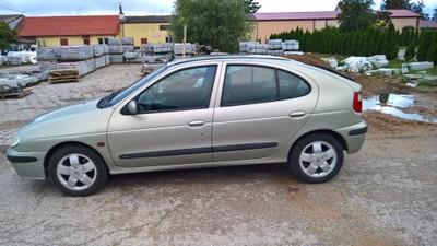 Nietypowy Okaz Renault Megane 1,6 sprzedam - 7005532243 - oficjalne archiwum allegro VY88