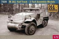 M 3A1 Half Track Two Fast 1/72