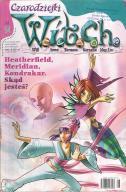 Czarodziejki Witch nr 54/2005 Rezygnacja KOMIKS