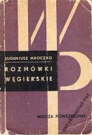 Rozmówki węgierskie Mroczko nauka węgierski