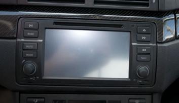 BMW E46 nawigacja navi DYNAVIN N6 komplet do mont
