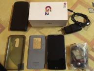 LG G2 (D802) 16GB plus dodatki, Stan dobry.