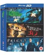 The Green Hornet / Resident Evil Afterlife / Pries