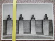 Olsztynek Hohenstein popiersia wojskowych