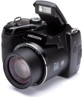 Aparat Kamera 16MPx Zoom x21 HD Medion 87021 etui