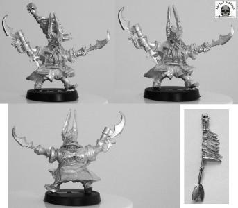 Chaos Dwarf metalowy Dwarf Lord__WBM