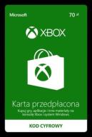 XBOX LIVE 70 ZŁ (XONE/X360/PC) DIGITAL