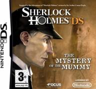 SHERLOCK HOLMES : THE MYSTERY OF THE MUMMY - DS