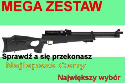 Wiatrówka Hatsan AT44 S10 6,35mm PROMOCJA! + Mega