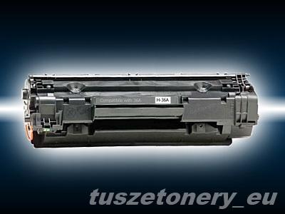 TONER DO HP LASERJET P1505 CB412A CB534A CB436A FV