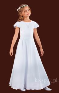 f0917c9e8e SKROMNA Sukienka Komunijna do Komunii PRODUCENT - 5970635172 ...