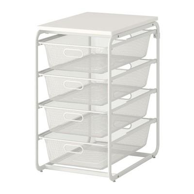 Ikea Algot Wyposażenie Garderoby Szafy Wnękowej