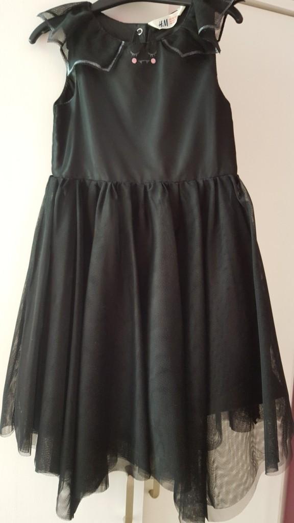 a9b9f188d6 Piękna sukienka na Halloween H M 116 - 7010019085 - oficjalne ...