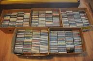 Zestaw Pakiet Płyt CD ok 700szt x 6zł