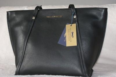 czarna torebka PAUL COSTELLOE
