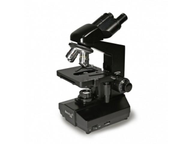 Mikroskop dwuokularowy Levenhuk 850B #M1
