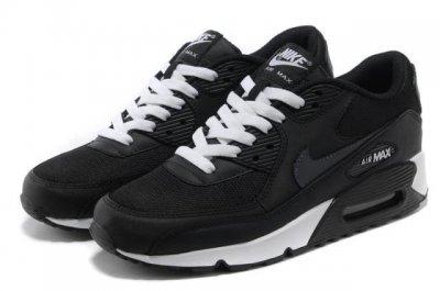 air max 90 czarno białe