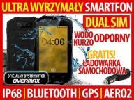 !WYTRZYMAŁY SMARTFON OVERMAX BRAVER IP68 AERO2 GPS