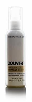 COUVRe odżywka - proteiny do rzadkich włosów USA
