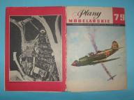 Plany Modelarskie 79 - samolot BELL P-39 AIRACOBRA