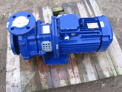 Pompa do wody KSB 4kw Q-30m3/h  H33m NOWA