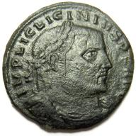 AC- LICYNIUSZ I (308-324), Saloniki, IOVI, follis