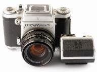 PENTACON SIX TL BIOMETAR MC 2.8/80mm + PRYZMAT