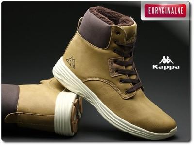 najlepsze trampki klasyczne dopasowanie super jakość Buty męskie Kappa OAK II 241977-4141 Ocieplane - 6468600006 ...