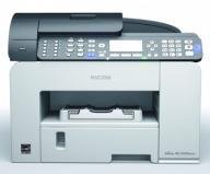 Ricoh Aficio SG 3100SNw drukarka żelowa tani druk