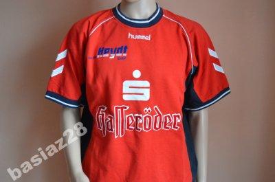 HUMMEL Koszulka z bawełny  XL-2XL  za grosze