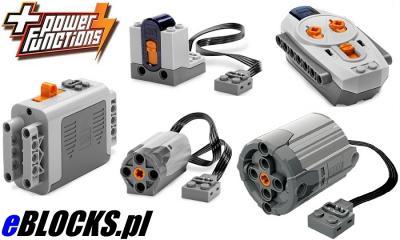 Lego Technic Zestaw Zdalnego Sterowania Ir Pf Xl 2370970098