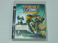 Gra PS3 Ratchet & Clank: Quest For Booty KOŁO
