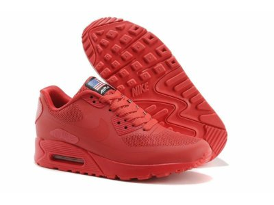Nike Air Max 90 HYPERFUSE USA RED 40