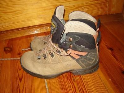 Buty trekkingowe ASOLO scarpa meindl 37 j.nowe
