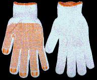 "Rękawice robocze 10"" cert CE TOPEX 83s302"