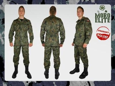 Mundur Wojskowy Polowy Wz 93 Moro Nowy 110 170 96 5627485463 Oficjalne Archiwum Allegro