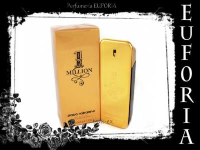 PACO Rabanne ONE 1 MILLION MILION 200ml FOLIA 24h