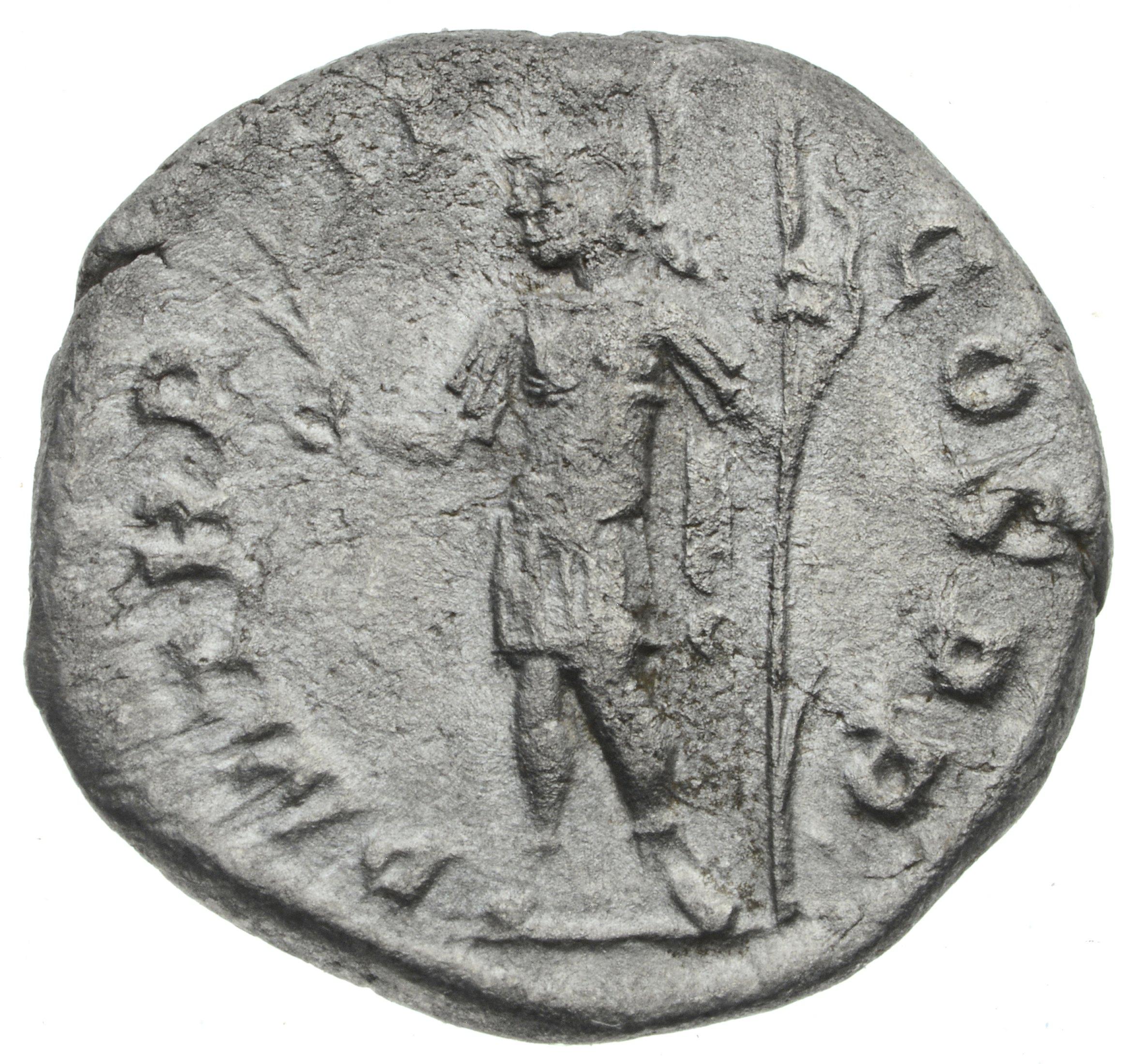 Denar 223 r. Alexander Sewer. Rzym