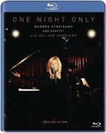 STREISAND - ONE NIGHT ONLY: LIVE 2009 /BLU-RAY/ --